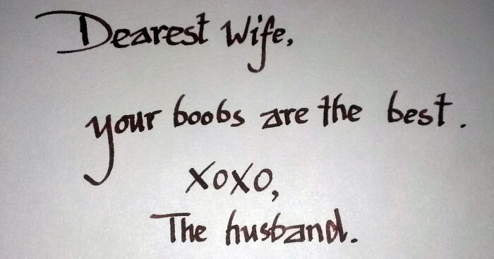 32 Hilarious Love Notes That Illustrate The Modern