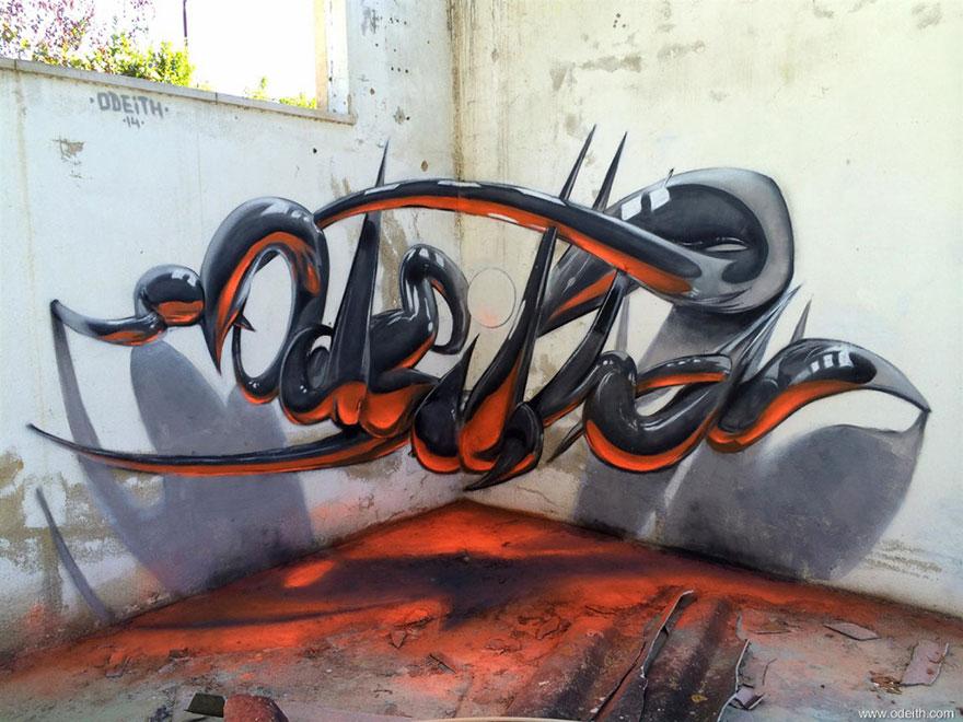 portuguese street artist creates