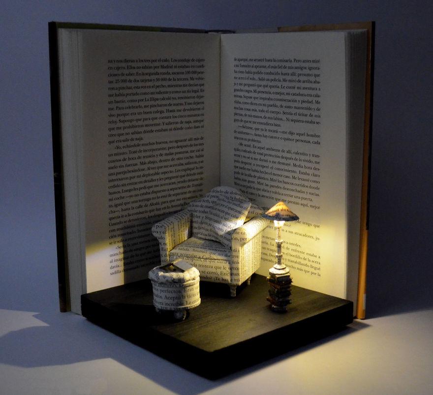 """great Comfort"" Book Arts"