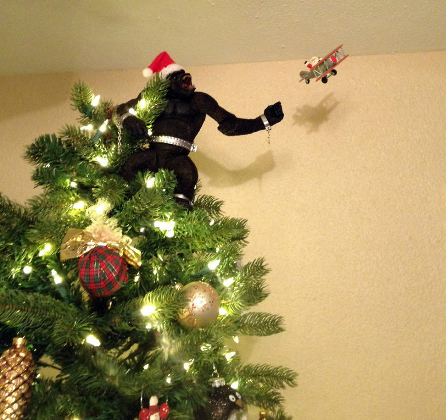 King Kong Tree Topper