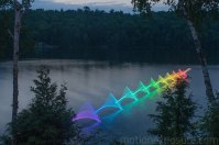The Motions Of Canoers and Kayakers Revealed With LEDs In ...