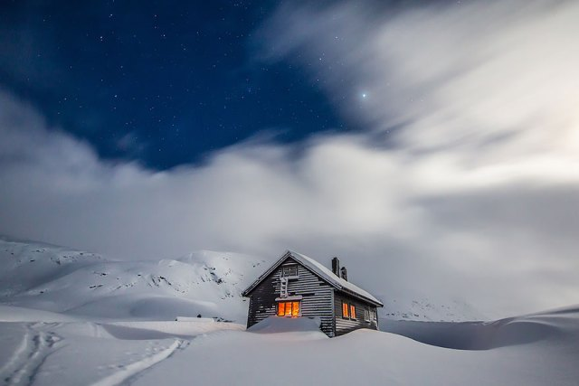 Bergsdalen Mountains, Norway