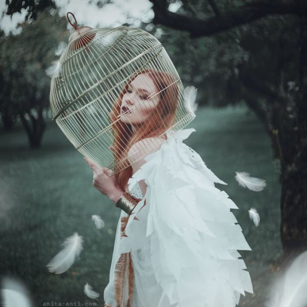 Ukrainian Brings Fairytales Life In