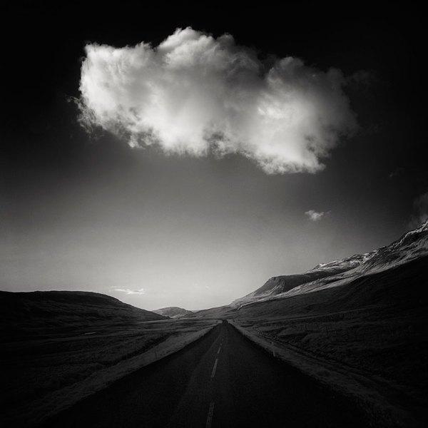 Dark Road Photography