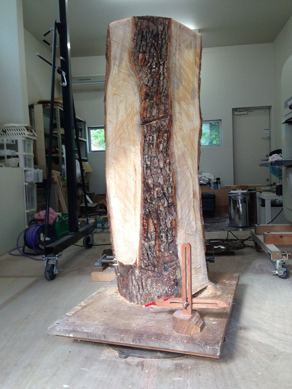 Japanese Sculptor Shows Transforms Wood
