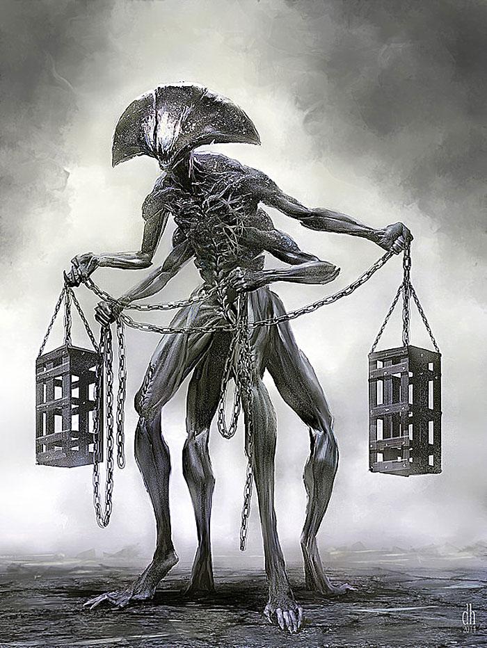 Libra Monster