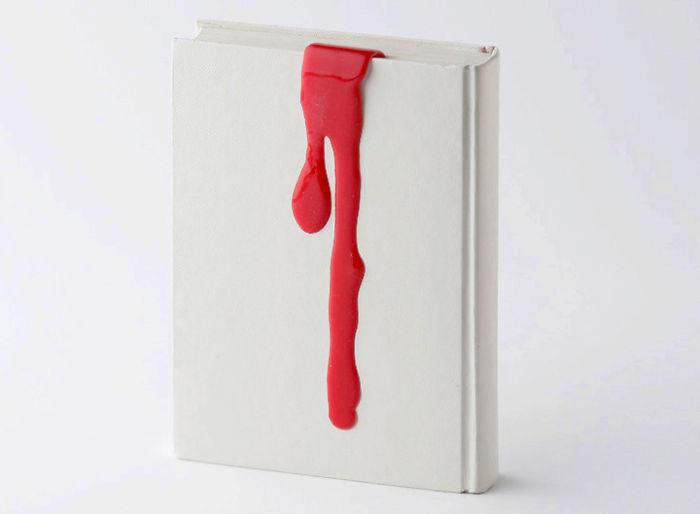 Bloody Bookmark