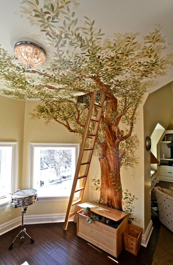 Secret Treehouse Play Room