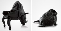 New Hippopotamus Chair By Maximo Riera Is The Size Of A ...
