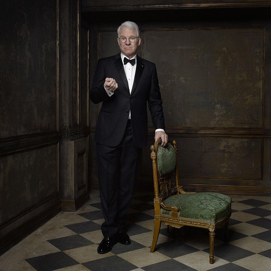 Beautiful Celebrity Portraits Taken At Vanity Fair Oscar