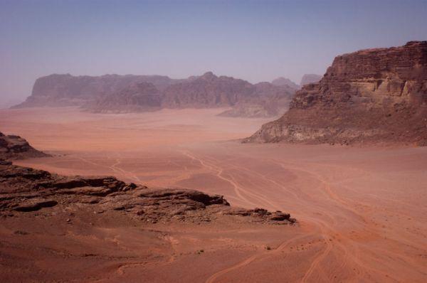 beautiful desert landscapes
