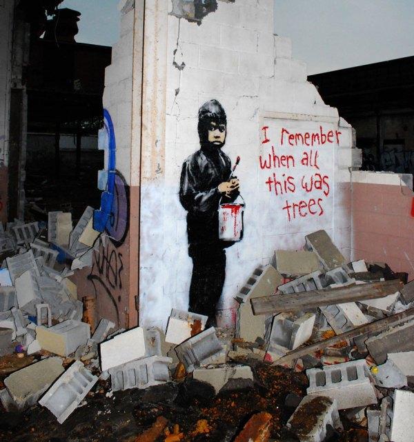 Powerful Street Art Pieces Uncomfortable Truth Bored Panda