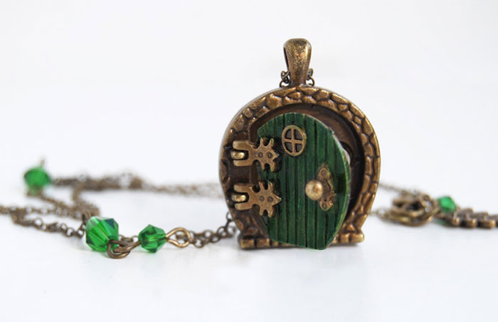 The Hobbit Necklace