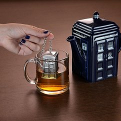 Geeky Kitchen Gadgets Ikea Cupboards 55 Items To Satisfy Every Nerd S Needs Bored Panda 6 Doctor Who Tea Infuser