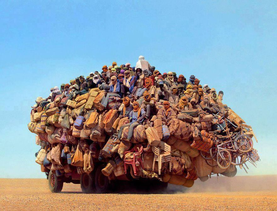 Somewhere In Sahara