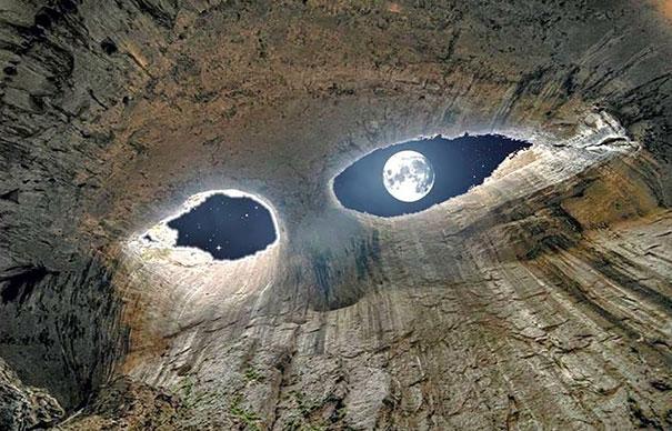 Prohodna Cave In Bulgaria