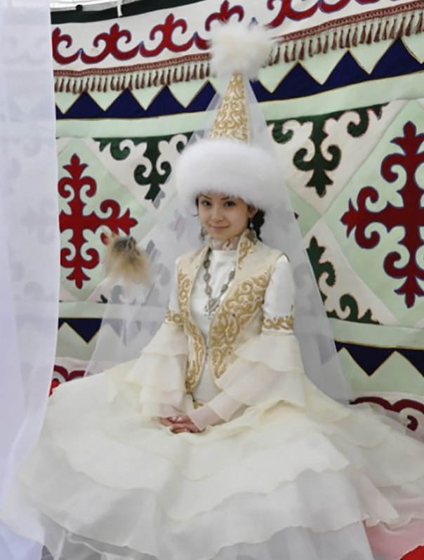kazakhstani novia