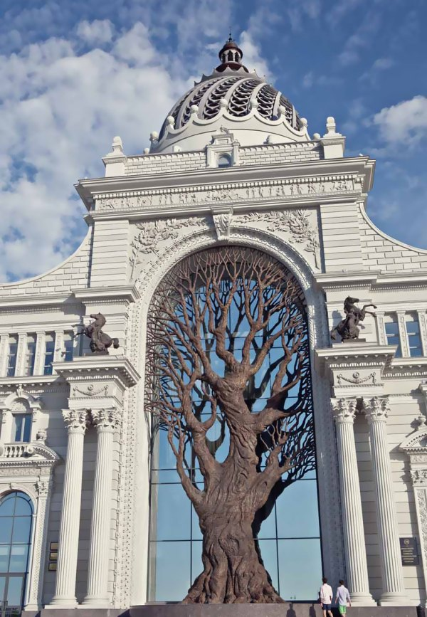 Classical Russian Architecture