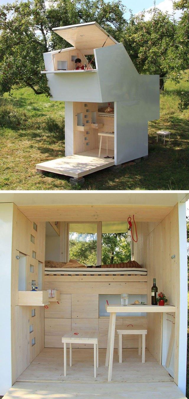 Spirit Shelter In Germany