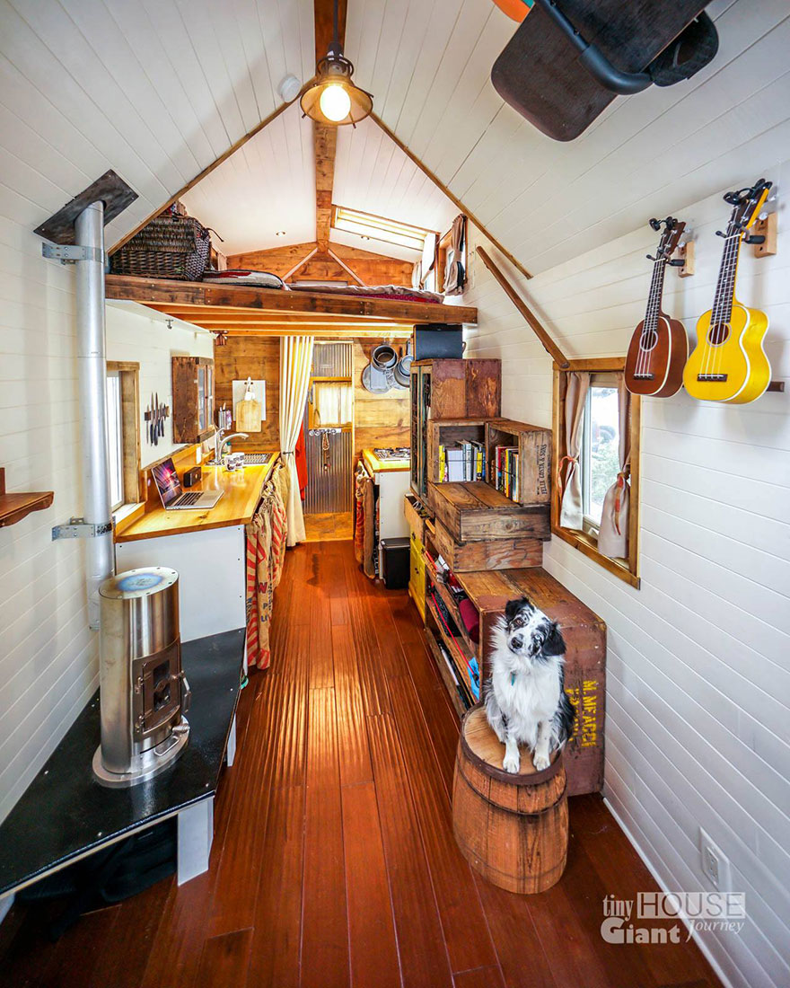 20 Tiny Homes That Make The Most Of A Little Space  Bored Panda