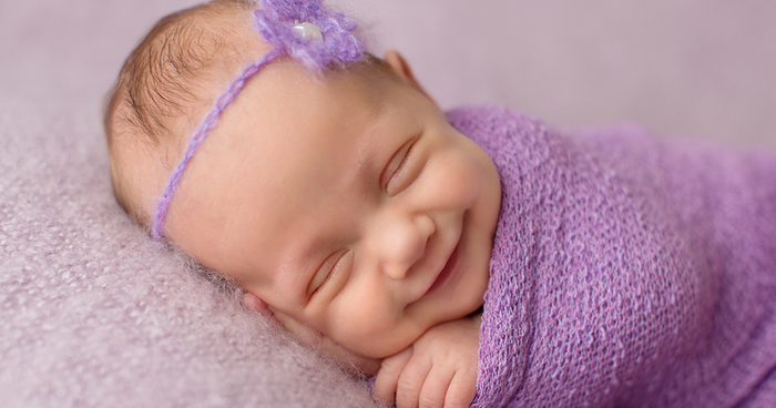 smiling babies i learned