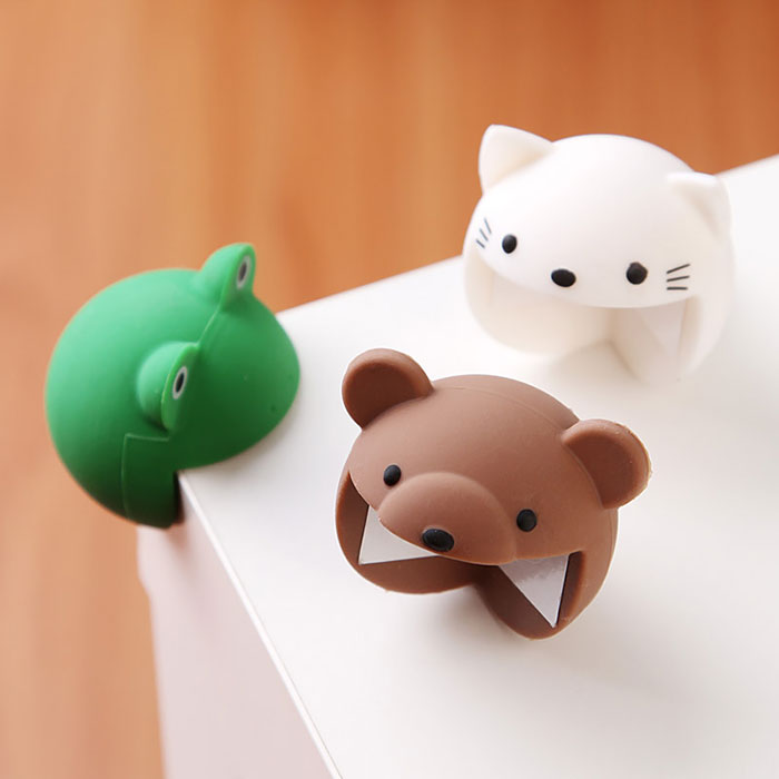 Protect Your Table Corners And Yourself With Adorable