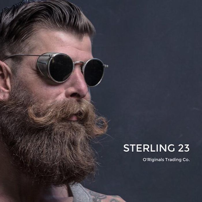 Image result for steampunk beards