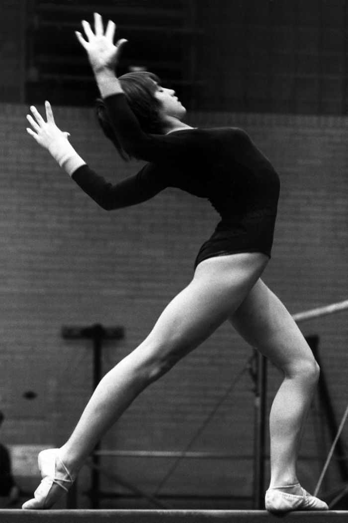 Nadia Comaneci - The First Women To Score A Perfect 10 In Gymnastics At The Olympic Games