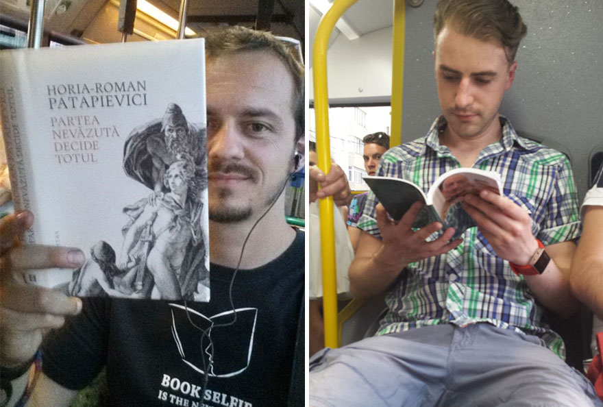 Romanian City Gives Free Bus Rides To Passengers Who Read