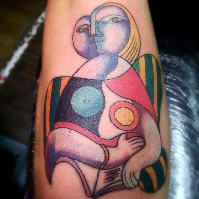 Picasso Tattoo