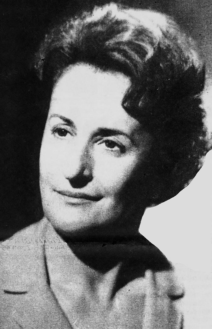 Sofia Ionescu-ogrezeanu (25 April 1920 – 21 March 2008) Was A Romanian Neurosurgeon And Is Cons