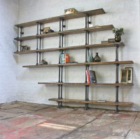 Steel Pipe Shelf | Bored Panda