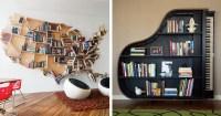 20+ Of The Most Creative Bookshelves Ever | Bored Panda