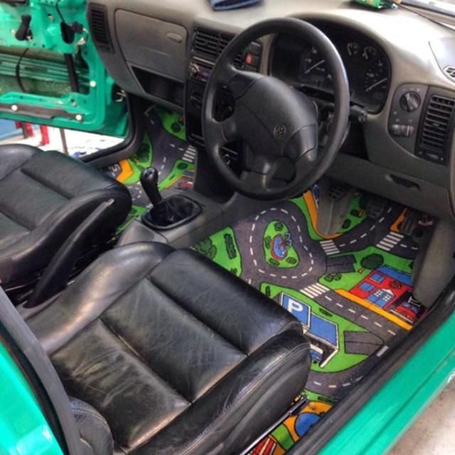 The best car floor mats ever