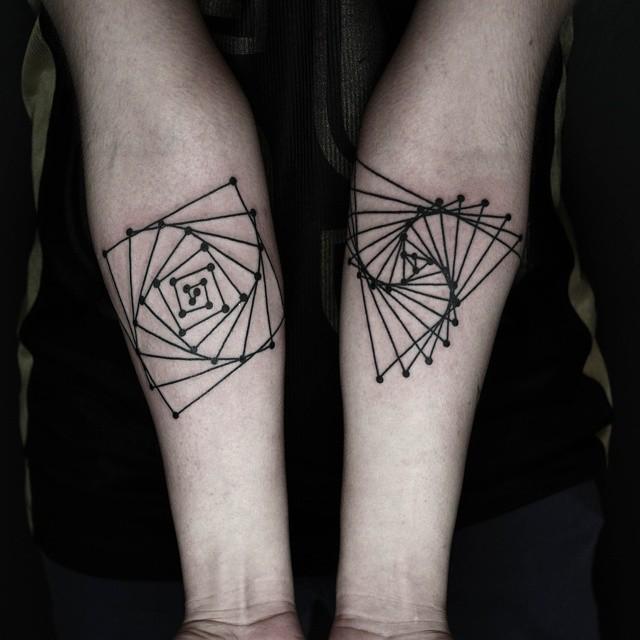 minimalist-geometric-tattoos-line-dot-okan-uckun-23