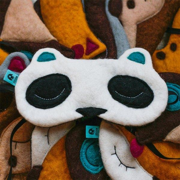 How To Draw Panda Mask - Exploring Mars