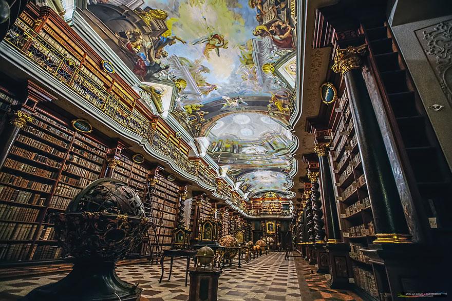 la-Klementinum-nazionale-libreria-repubblica-ceca-9