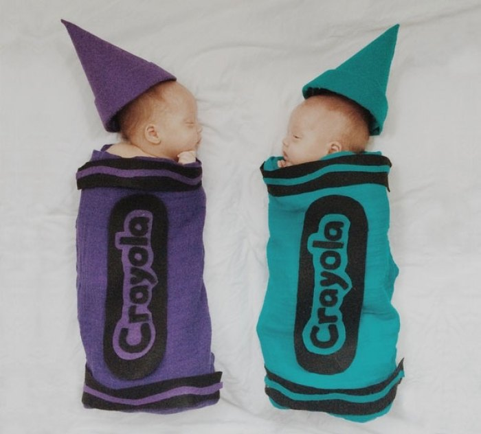 Crayola Twins