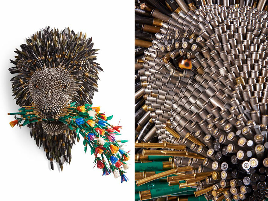bullet-shells-sculptures-we-are-at-peace-federico-uribe-14