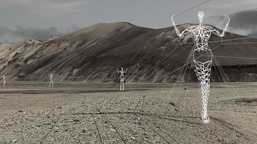 electricity-pylons-human-statues-choi-shine-2