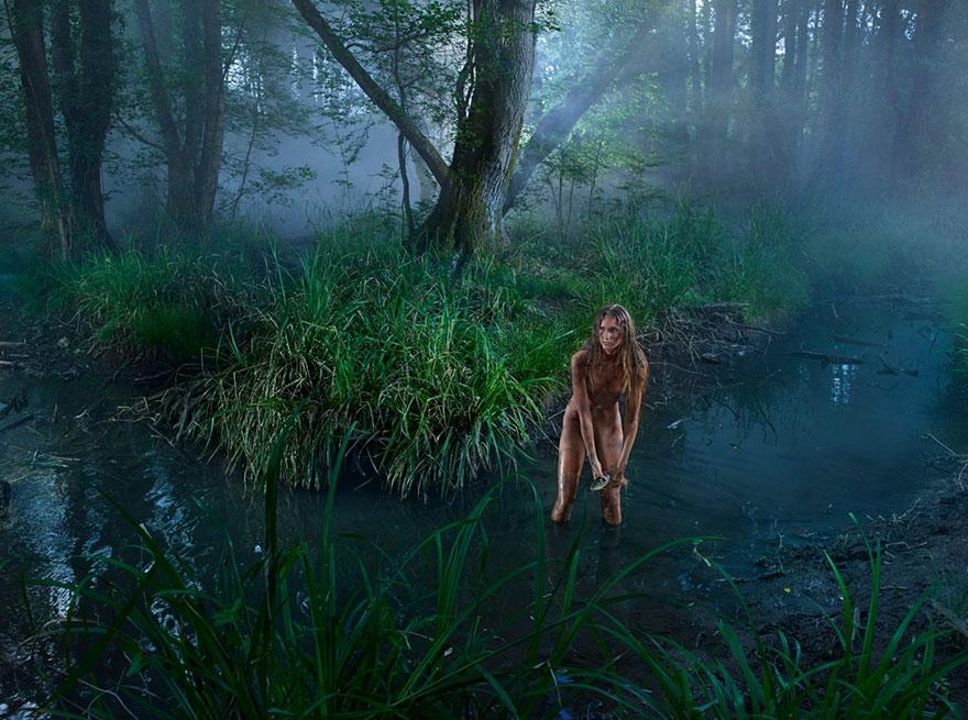 άγριους-παιδιά-άγρια-ζώα-φωτογραφίες-Fullerton-Batten-15