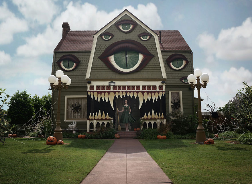 2016 Halloween Decor 20 Vintage Halloween Decorations House