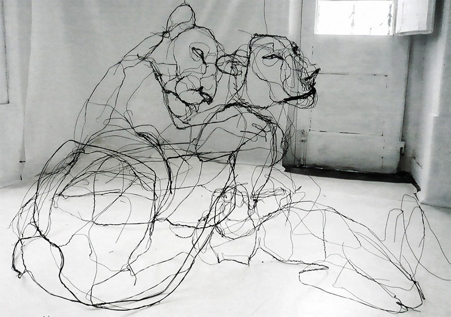 sketchbook-3d-wire-animal-sculpture-david-oliveira-18