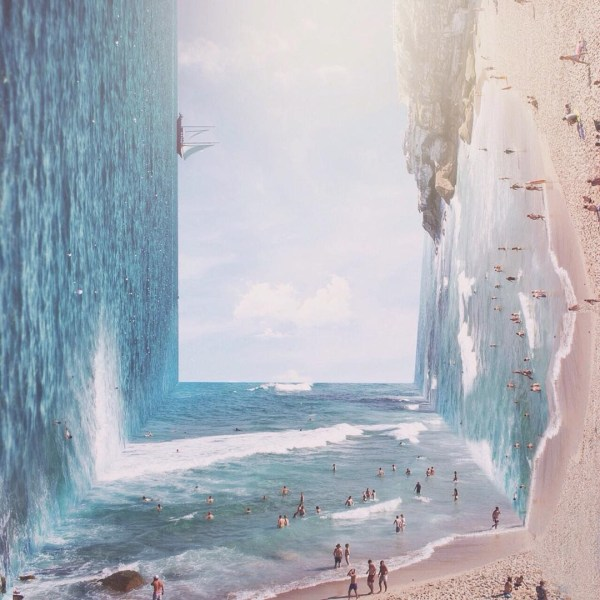 Inception- Landscape Defy Laws Of