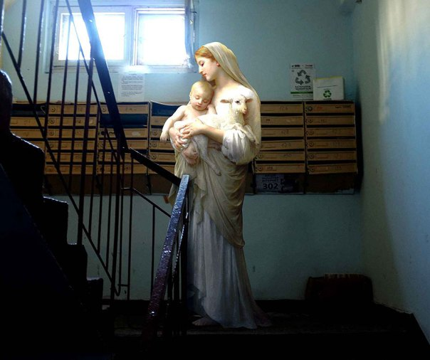 -city-pintura clásica-moderna-vida-dioses diarias-alexey-Kondakov-18