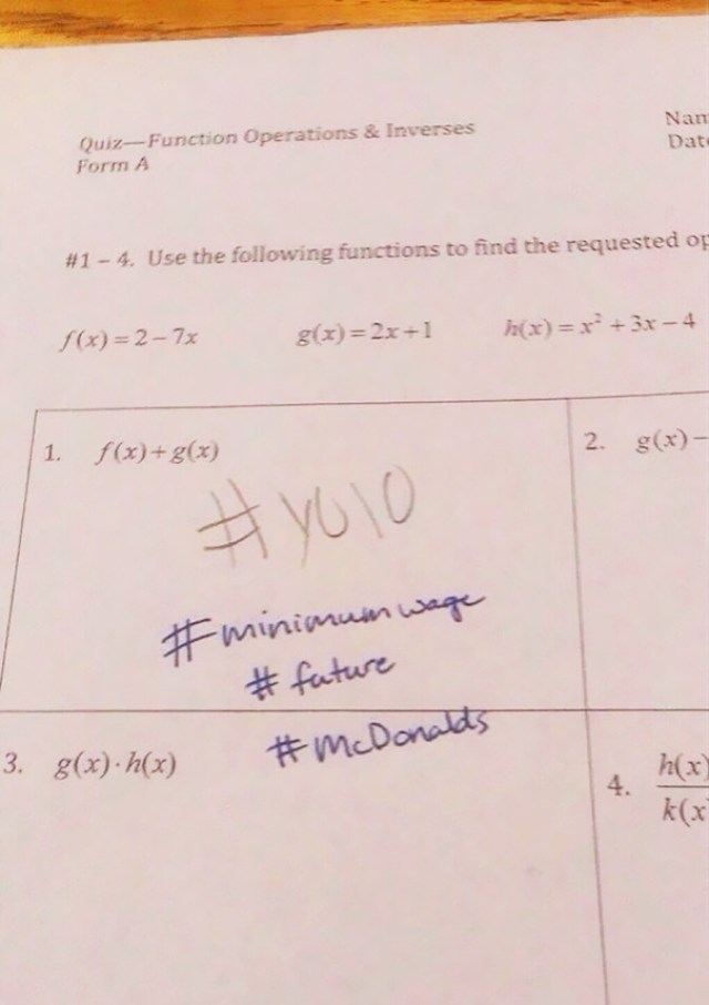 This Teacher Likes Hashtags