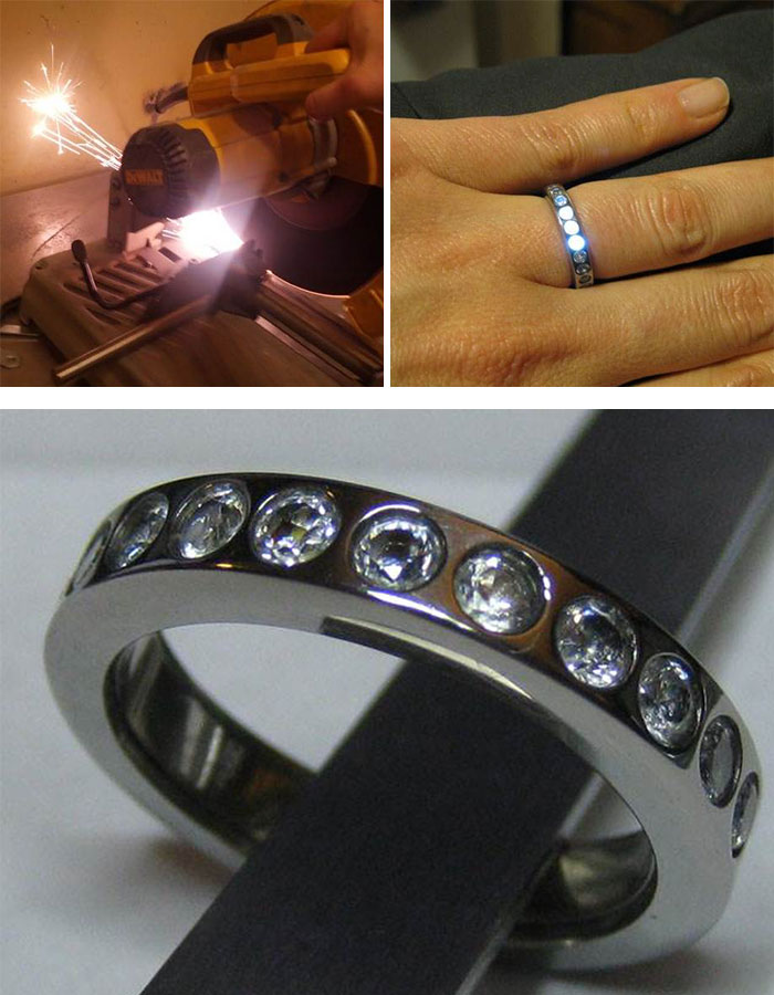 20 Geeky Engagement Rings And Boxes No Geeky Girl Can Refuse  Bored Panda