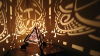 Shadow Lamps That We Made Using Our Diy Laser Cutter ...