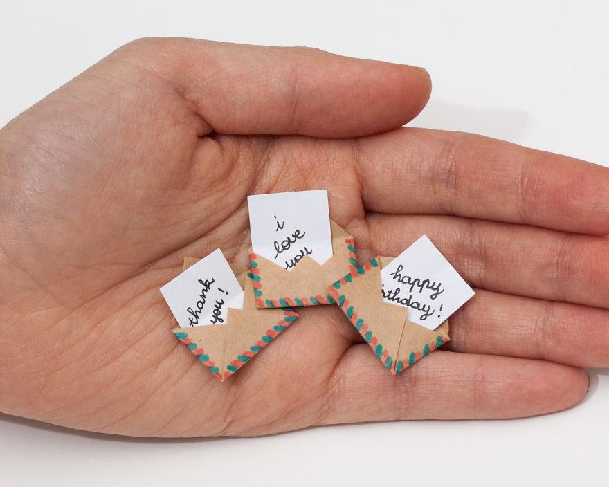 Surprise Messages Hidden In Little Matchboxes Bored Panda