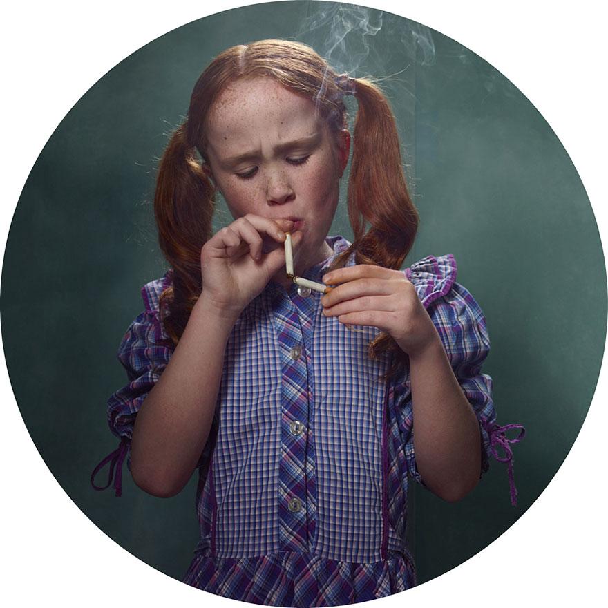 το κάπνισμα των παιδιών-frieke-Janssens-9